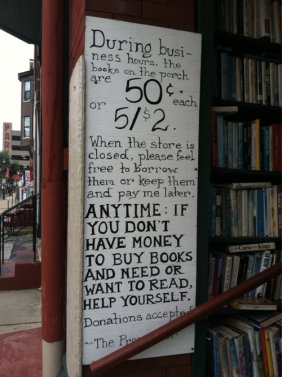 Kind Bookstore