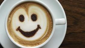 coffee smiley