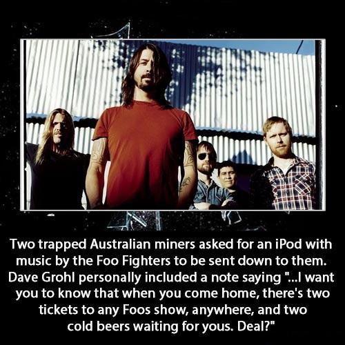 Foo Fighters Rock!