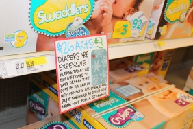Diapers Are Expensive