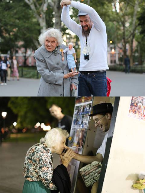 ricky and doris -  humans of new york