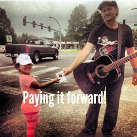 paying it forward lesson