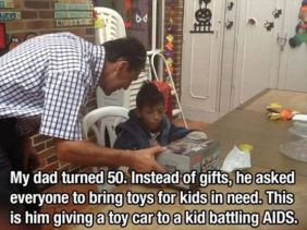 genuine human kindness