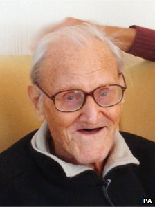 Harold Percival died last month at the age of 99