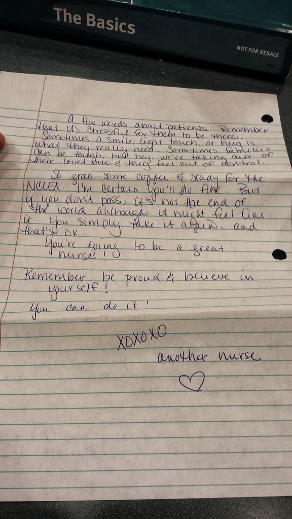 nurse letter to a sudent part 3