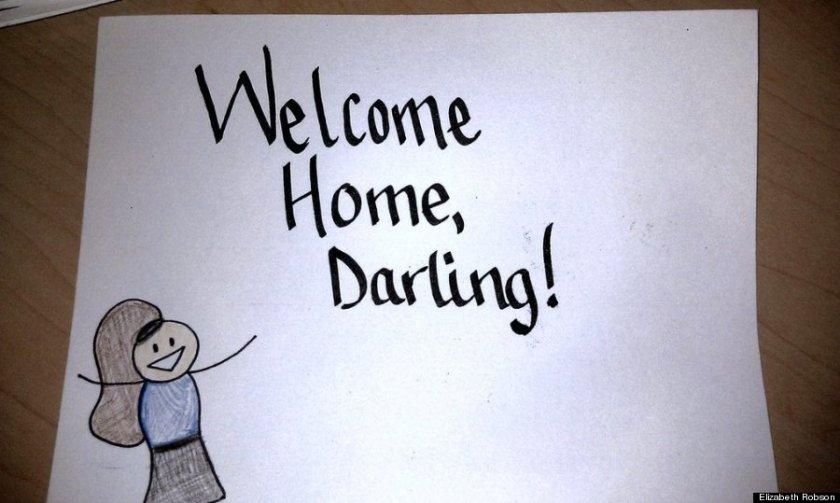 Wife's Hand-Drawn Comics Bring Sick Husband To Tears