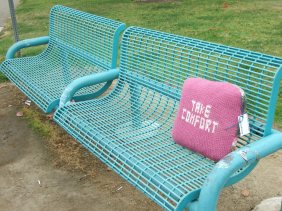 take comfort cushion - random acts of kindness