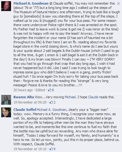 mugger apologises to victim 30-years later - facebook - kindness
