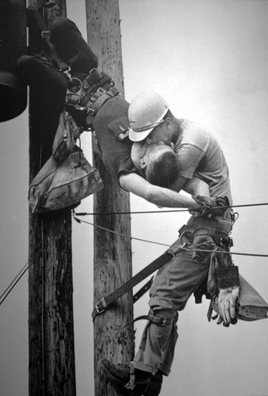 """This image, titled, """"Kiss of Life"""","""