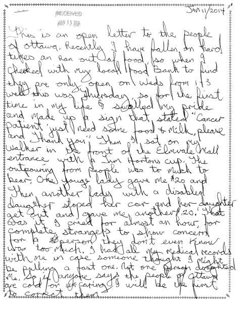 scott murray's letter