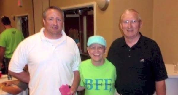 Every year, the radio station fulfills Christmas wishes. When they received Brenda's letter with her wish in it, everyone in the room broke down. They had to help her.