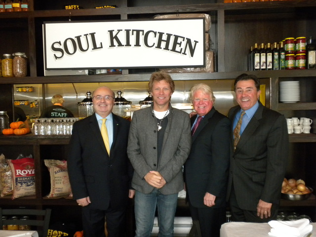 Bon Jovi Soul Kitchen Menu