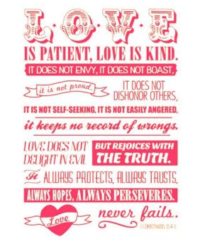 corinthians - bible verses - infographic