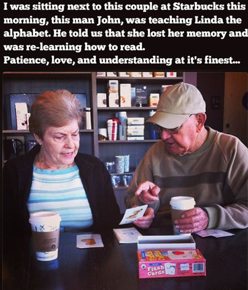 true love and kindness never gets old