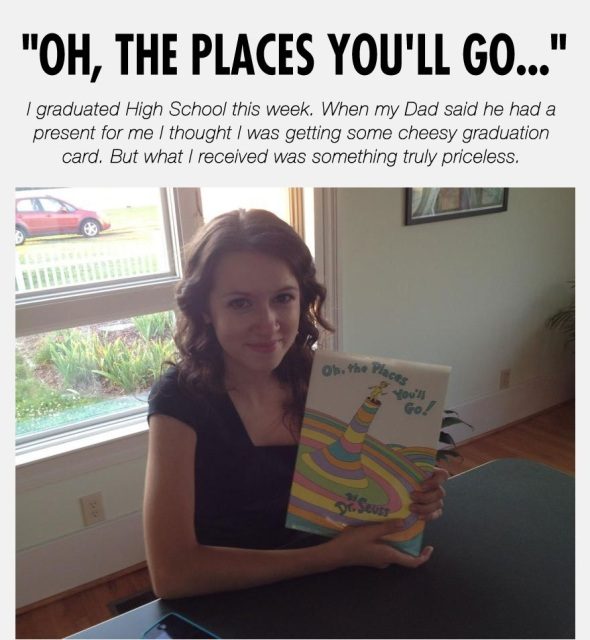 On Her Graduation Day, This Girl Was In For A Shock