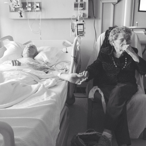 This Couple Has Been Together 68 Years.
