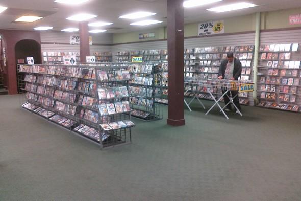 Movie Store