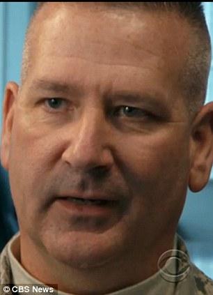 Lt. Col. Frank Dailey