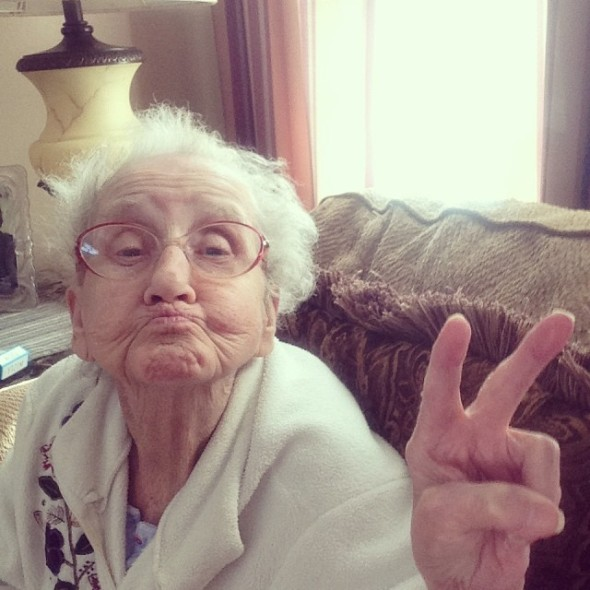 Teen's Instagram Tribute To His Sick Great Grandma Needs No Filter