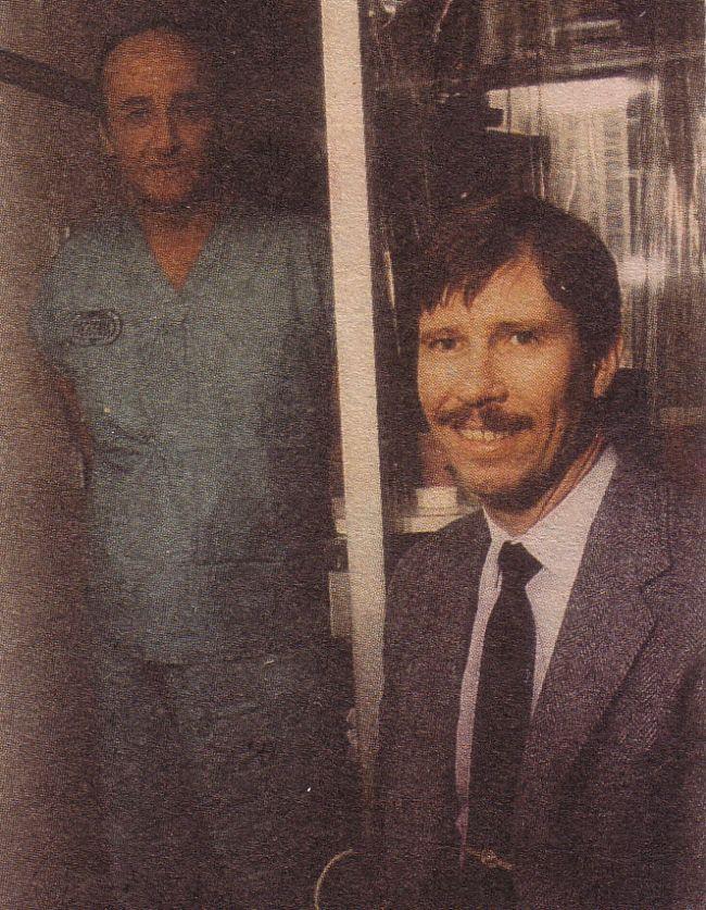 Alexei Ananenko Valeri Bezpalov, and Boris Baranov