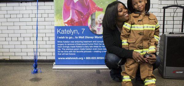 Tyren Johnson firefighter