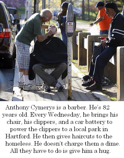 barber of kindness