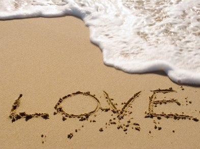The Beach That Love Built