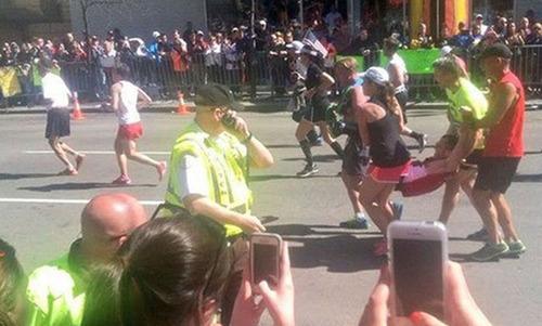 boston marathon kindness
