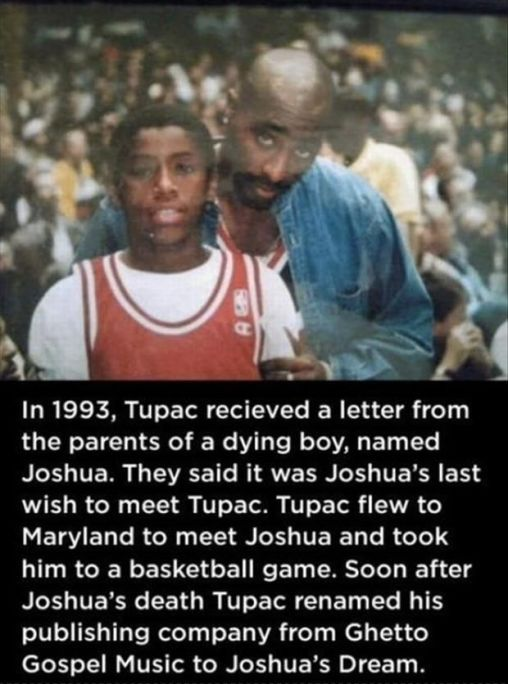 kindness - tupac