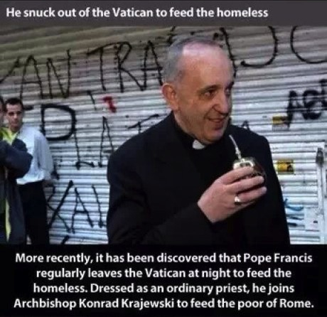 Why Pope Francis is Person of the Year1