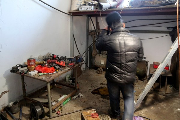 Grandfather Spends 6-months Building a Mini-Lamborghini for his Grandson
