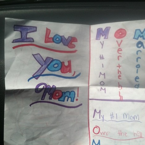 15 Brutally Honest Mother's Day Cards From Kids