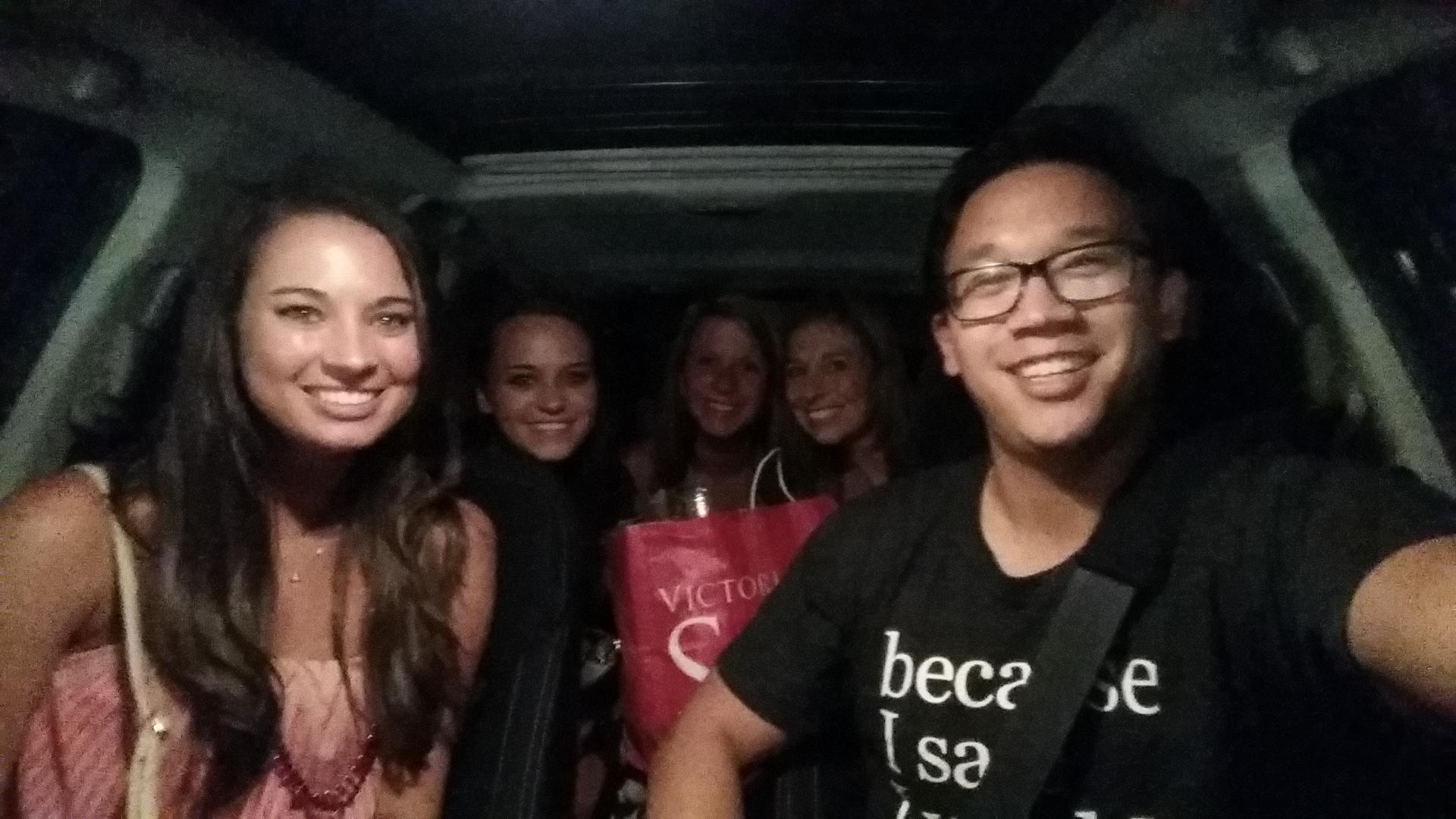 I offered to drive drunk people home for free last night. This is what happened.