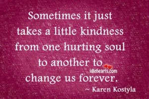 A Little Kindness