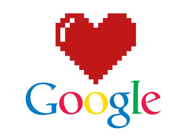 I love you google