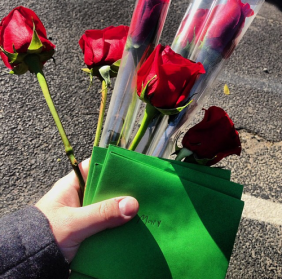 Celebrating His 32nd Birthday With 32 Random acts of Kindness