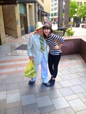Meet Preston - 103-Year old Singer and Veteran
