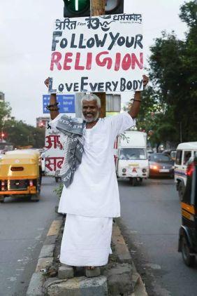 Krishnadas - Religous tolerance