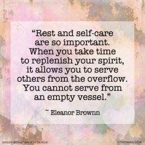 Eleanor Brown Quote