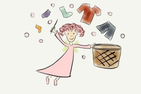 Laundry-Fairy