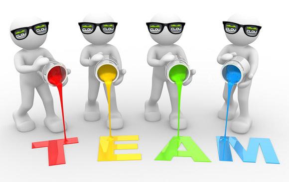 Teamwork-is-essential