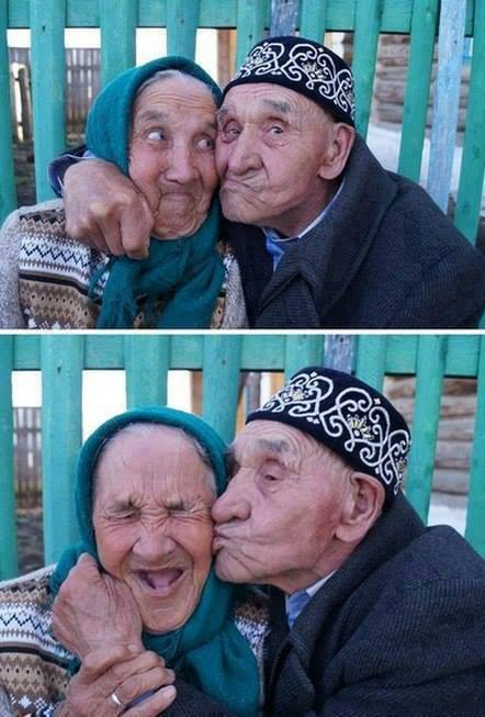 Uplifting Photo of the Day Includes Love That Lasts