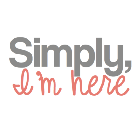 Simply, I'm Here Logo