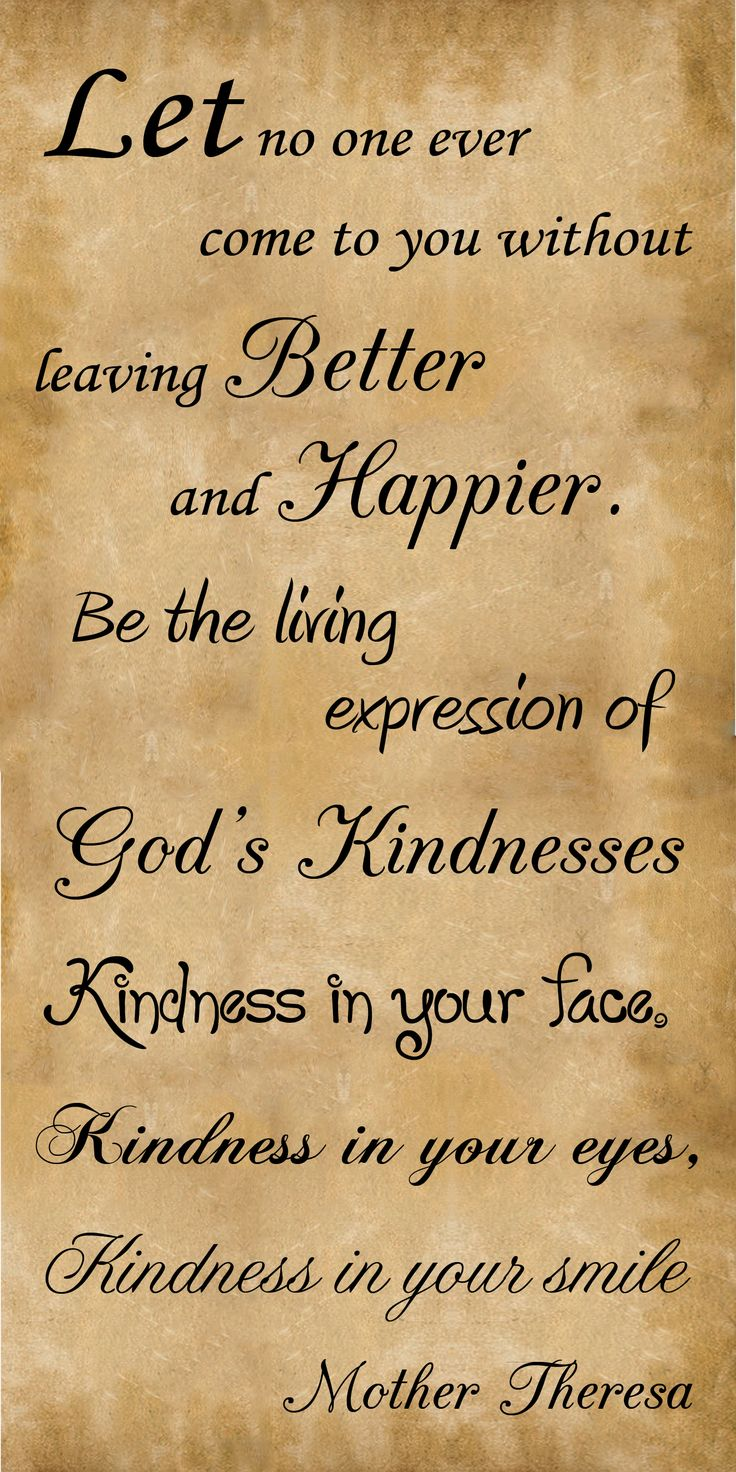 Mother Teresa Quotes Love Them Anyway Kinds Words Quotes Mother Teresa  The Best Collection Of Quotes