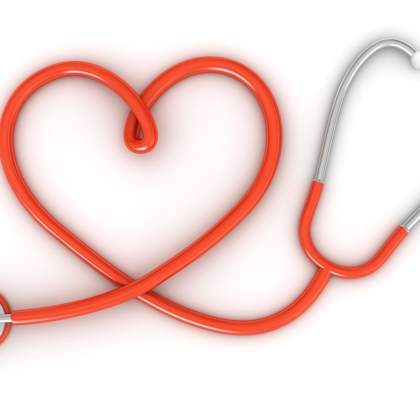 Nursing_Stethoscope_with_Heart