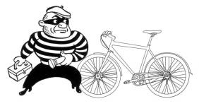 bike theif
