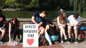 Write Someone You Love by Matt Adams