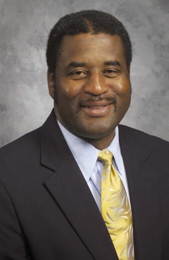 Raymond Burse, interim president of Kentucky State University