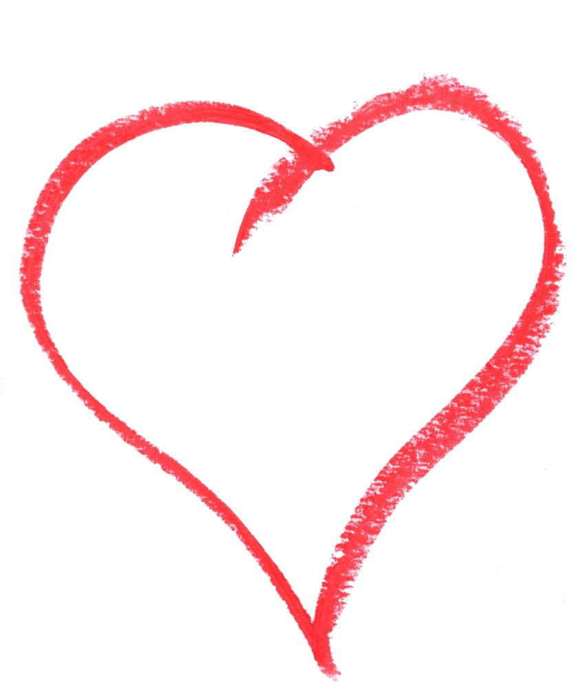 Sketching-Heart-