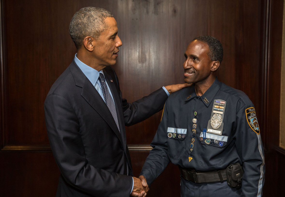 The President and the Tow Truck Driver